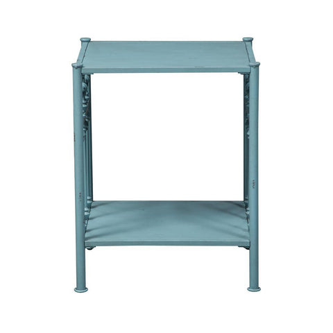 Liberty Vintage Series Open Night Stand - Blue