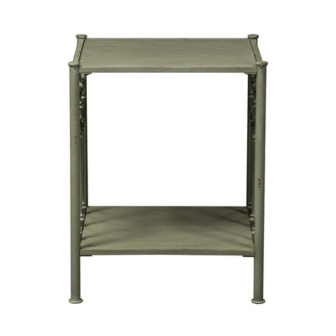 Liberty Vintage Series Open Night Stand - Green