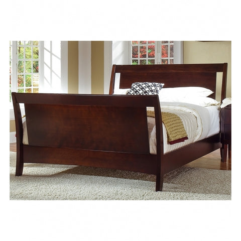 Ligna Port Collection Panel Bed
