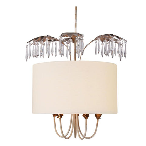 Lucas & McKearn French Inspired Antoinette 5 Light Pendant