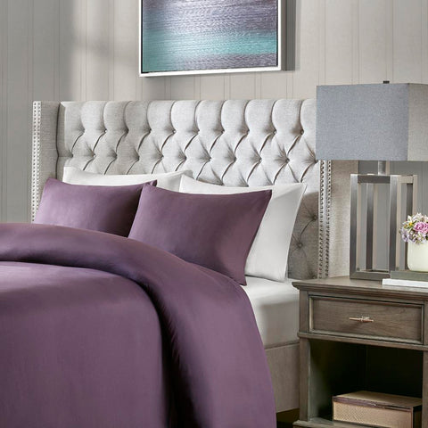Madison Park Amelia Upholstery Headboard King