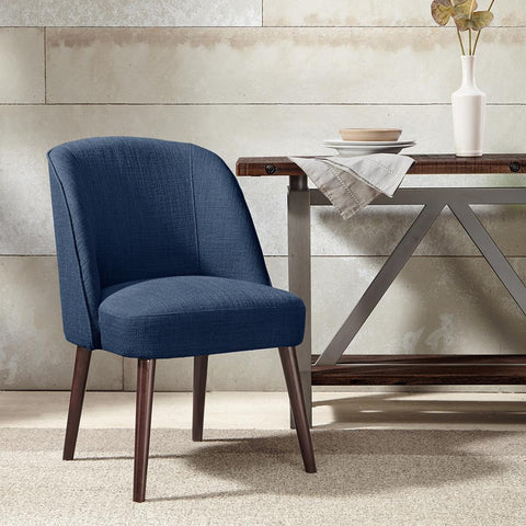 Madison Park Bexley Rounded Back Dining Chair See below