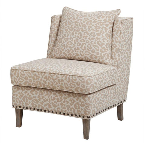 Madison Park Dexter Accent Chair In Beige