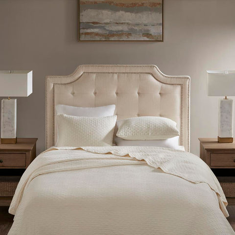 Madison Park Doris Headboard King