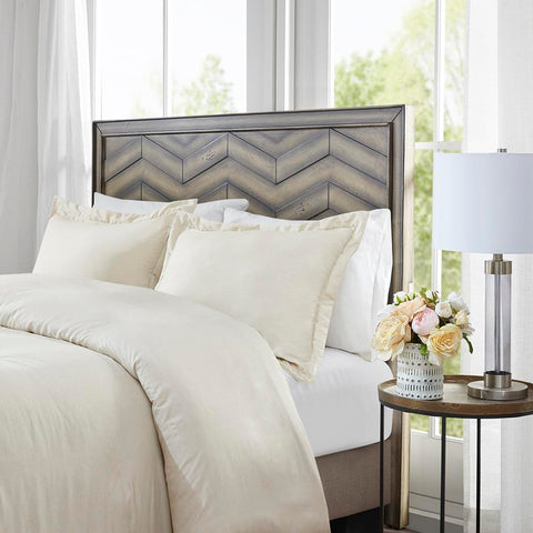 Madison Park Dresden Queen Headboard See below