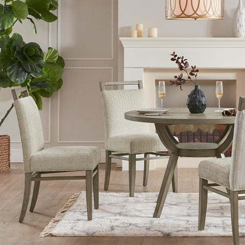 Madison Park Elmwood Dining Chair Set of 2 See below