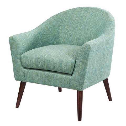 Madison Park Grayson Chair In Green