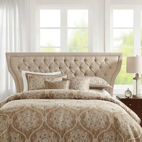 Madison Park Menlo Queen Headboard See below