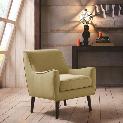 Madison Park Oxford Chair In Green