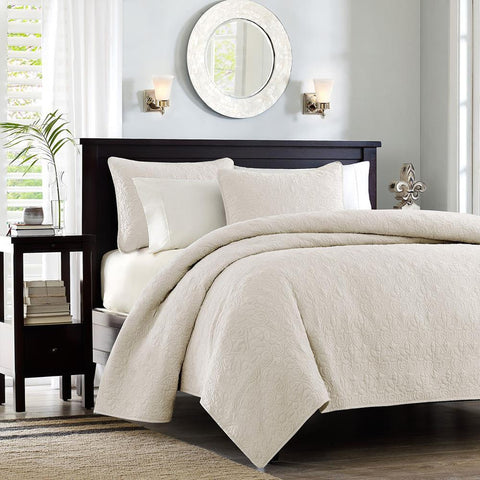 Madison Park Quebec Reversible Coverlet Set Twin/Twin XL