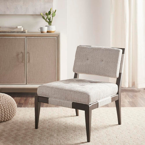 Madison Park Renata Armless Accent Chair