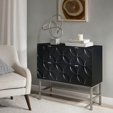 Madison Park Sonata Accent Chest with 2 Drawers