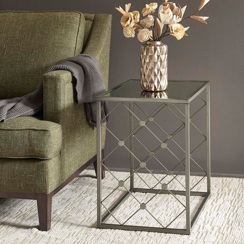Martha Stewart Coyne Accent Table
