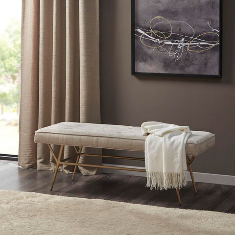 Martha Stewart Tinsley Accent Bench
