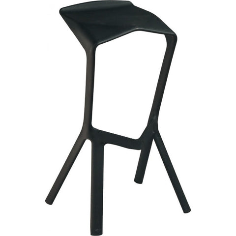 Mod Made Aspect Bar Stool In Black