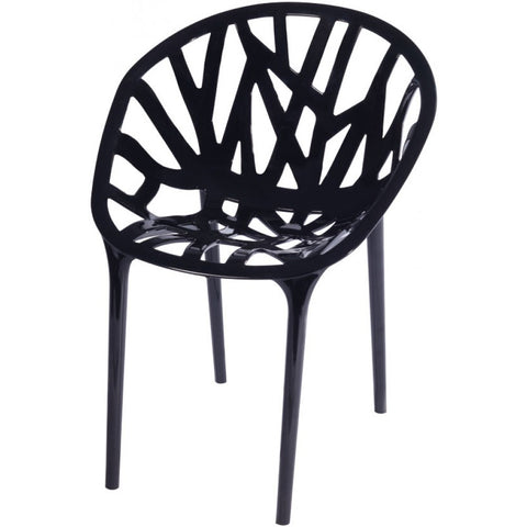 Mod Made Branch Chair In Black