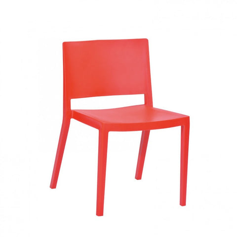 Mod Made Elio Chair In Red