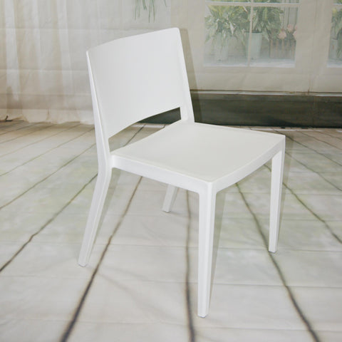 Mod Made Elio Chair In White