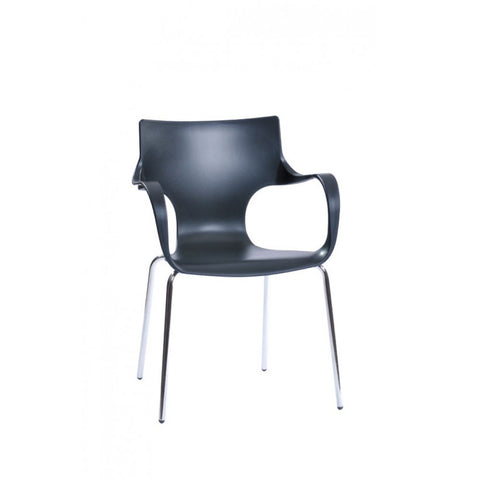 Mod Made Phin Chair In Black