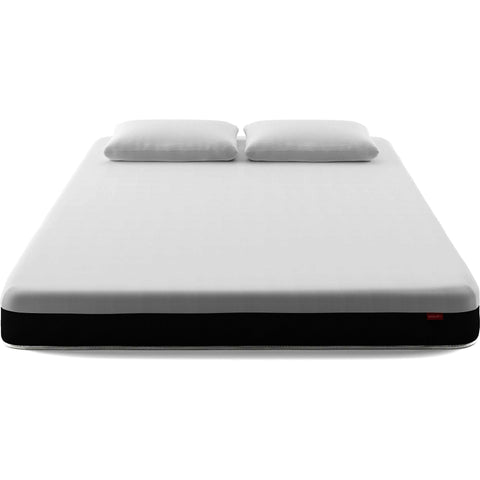 Modloft Mattress In White over Slate