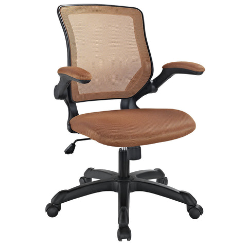 Modway Veer Office Chair in Tan