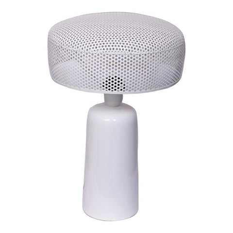 Moe's Harlin Lamp White
