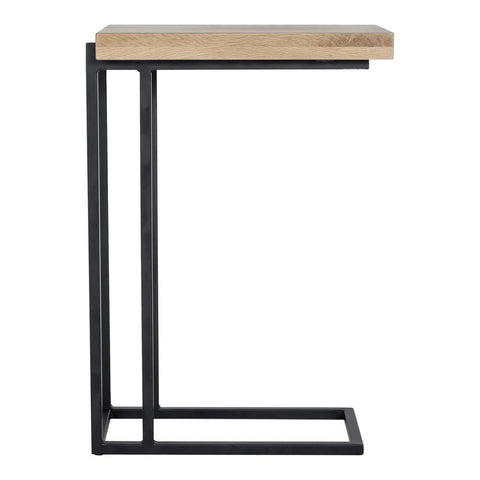 Moe's Mila C Shape Side Table