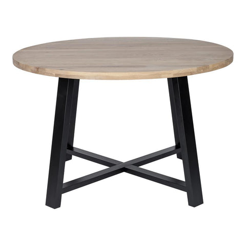 Moe's Mila Round Dining Table