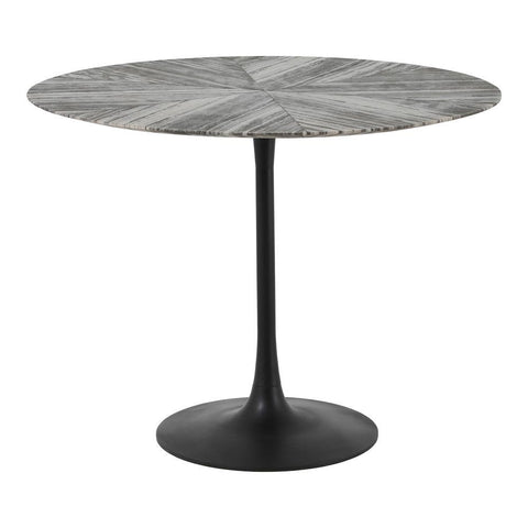 Moe's Nyles Marble Dining Table