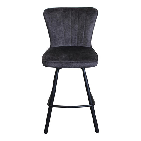 Moe's Sonnet Counter Stool Grey