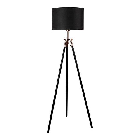 Moes Home Broadway Floor Lamp in Black