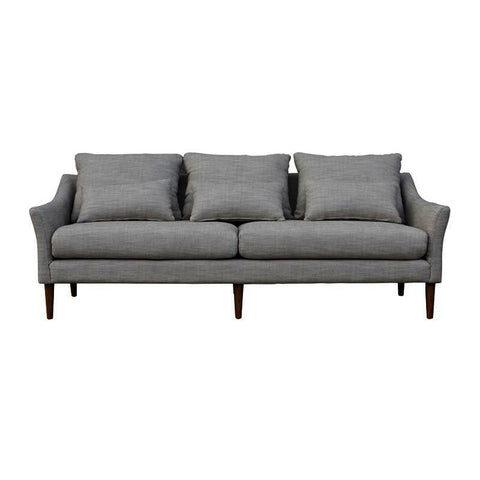Moes Home Calista Sofa in Beige