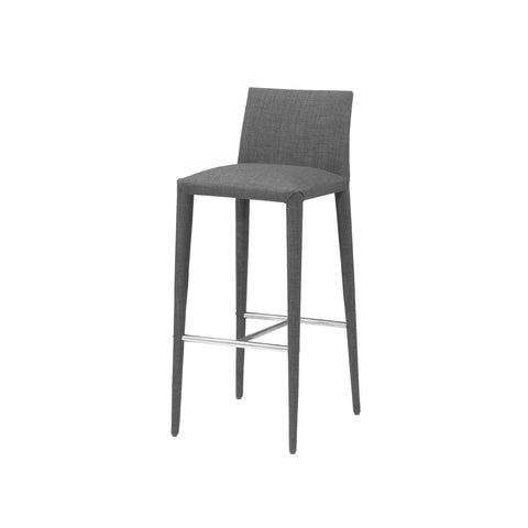 Moes Home Catina Barstool in Charcoal