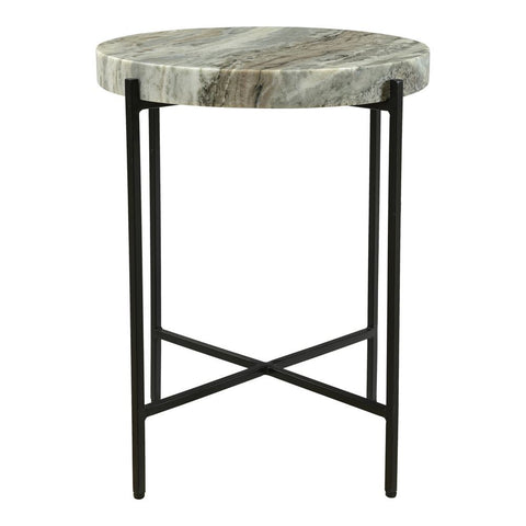 Moes Home Cirque Accent Table Sand