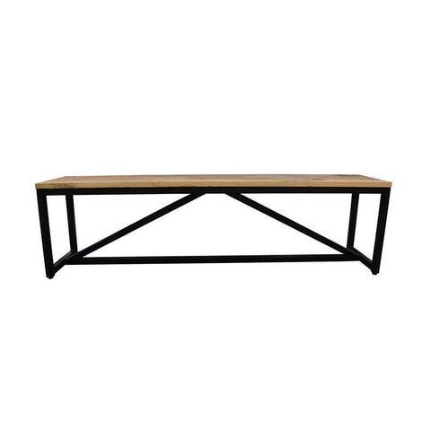 Moes Home Colvin Bench in Brown