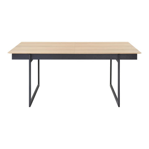 Moes Home Damon Extension Dining Table in Natural