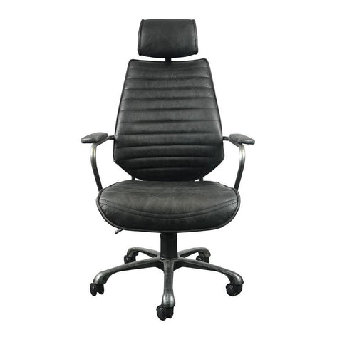 Moes Home Executive Office Chair Black