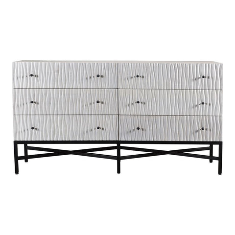 Moes Home Faceout Dresser