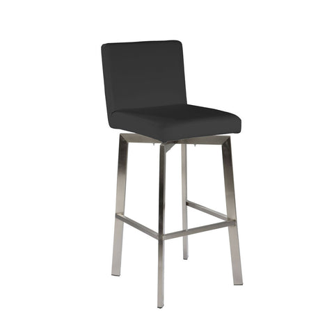 Moes Home Giro Counter Stool in Black