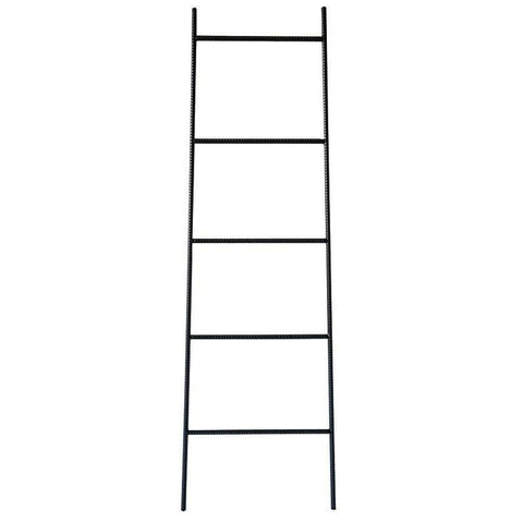Moes Home Iron Ladder in Black