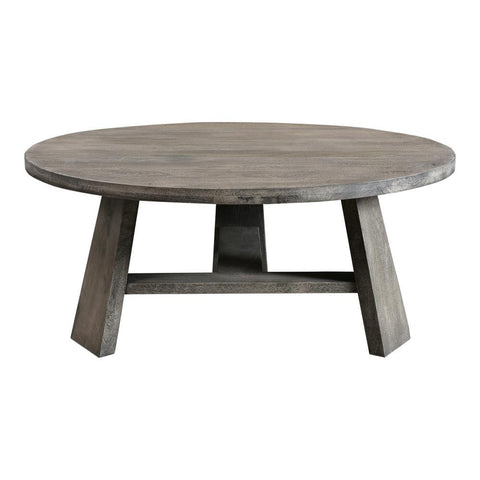 Moes Home Jax Coffee Table in Grey