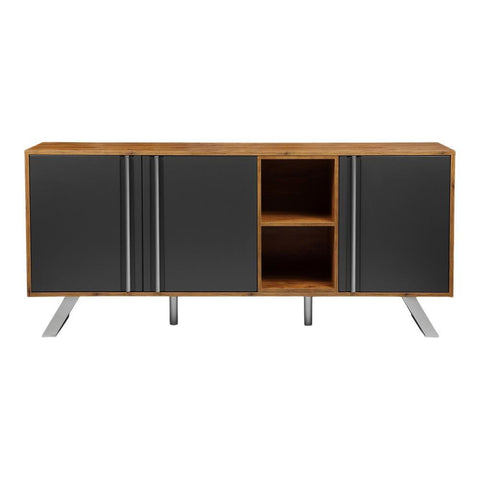 Moes Home Jensen Sideboard in Light Brown