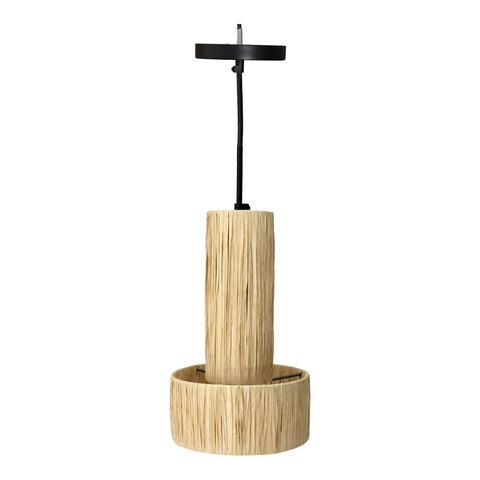 Moes Home Shine Pendant Lamp Natural