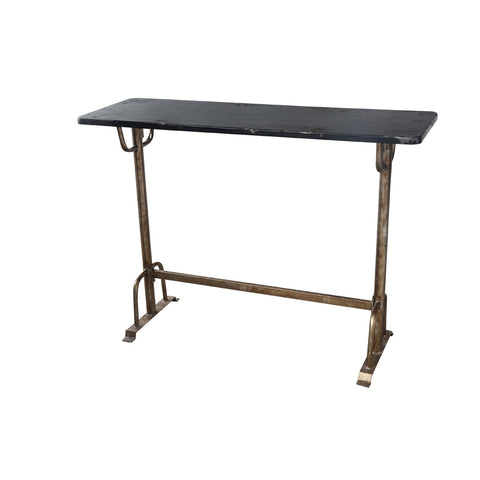 Moes Home Sturdy Rectangular Bar Table