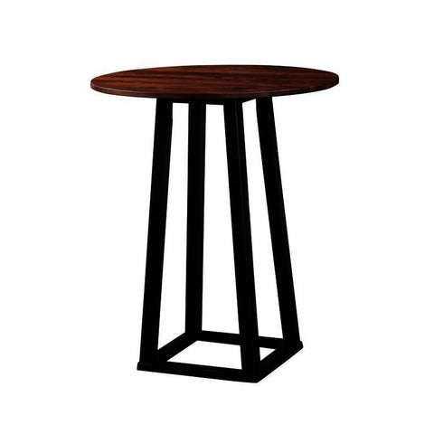 Moes Home Tri-Mesa Bar Table in Brown