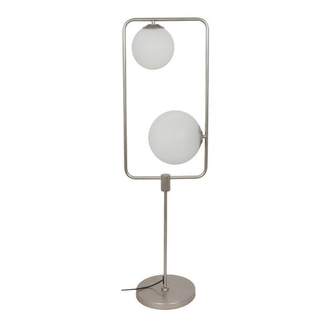 Moes Home Whistler Floor Lamp in Champagne
