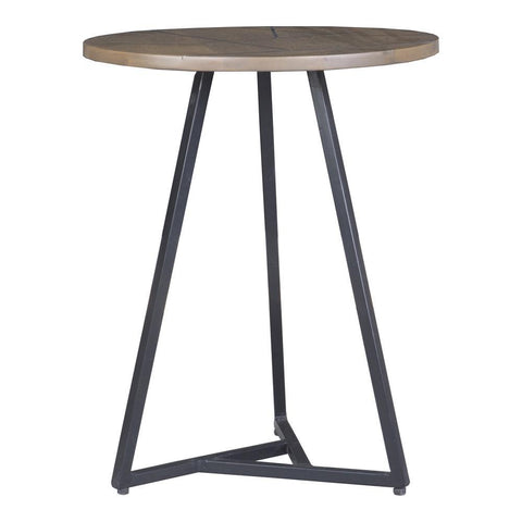 Moes Home Xerra Side Table in Grey