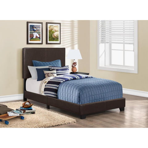 Monarch Specialties I 5910 Twin Bed