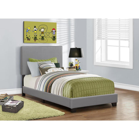 Monarch Specialties I 5912 Twin Bed