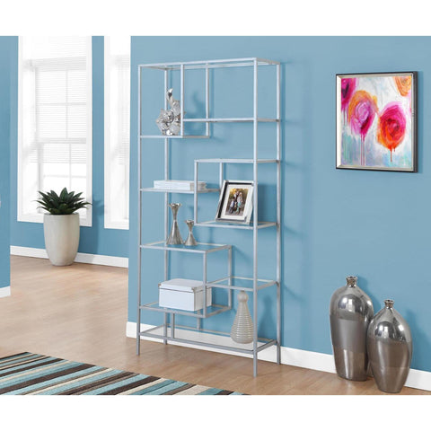 Monarch Specialties I 7158 Bookcase